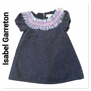 ISABEL GARRETTON Toddler Boucle Dress 18 months